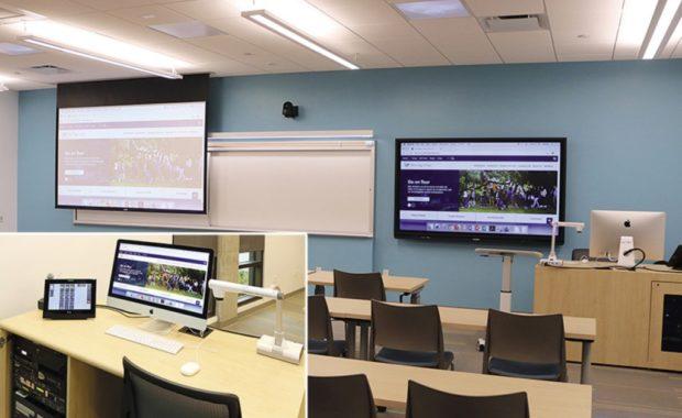 Mejorar la tecnología audiovisual en centros educativos